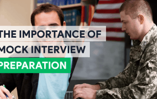 THE IMPORTANCE OF MOCK INTERVIEW Blog Post Title