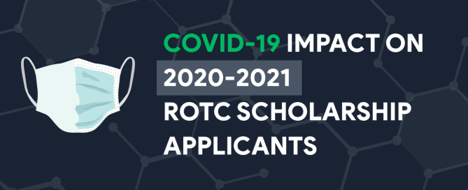 COVID-19 IMPACT ON 2020-2021 ROTC SCHOLARSHIP APPLICANTS Blog Post Title