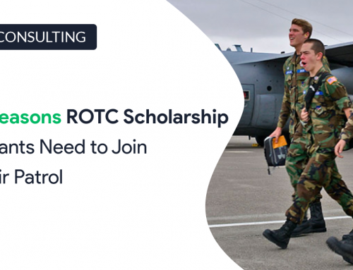 Five Reasons ROTC Scholarship Applicants Need to Join Civil Air Patrol