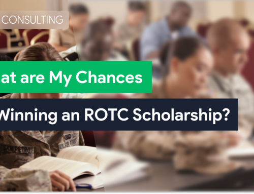 What are My Chances of Getting or Winning an ROTC Scholarship?