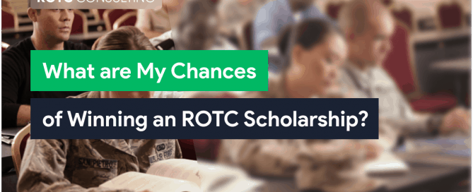 What are my Chances of Winning a ROTC Scholarship Blog Post TItle
