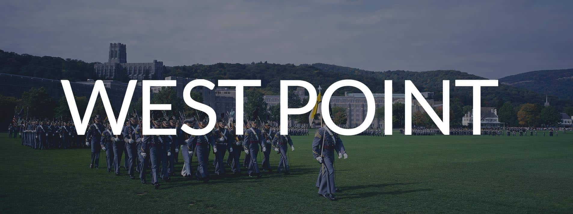 West Point page button