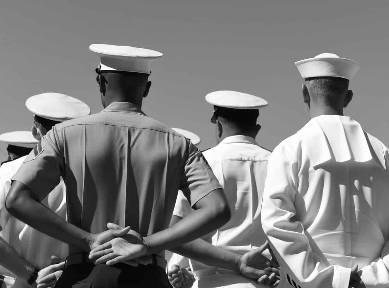 Photo of Navy Sailors