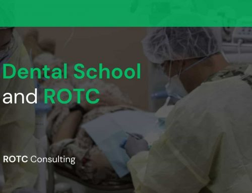Dental School and ROTC