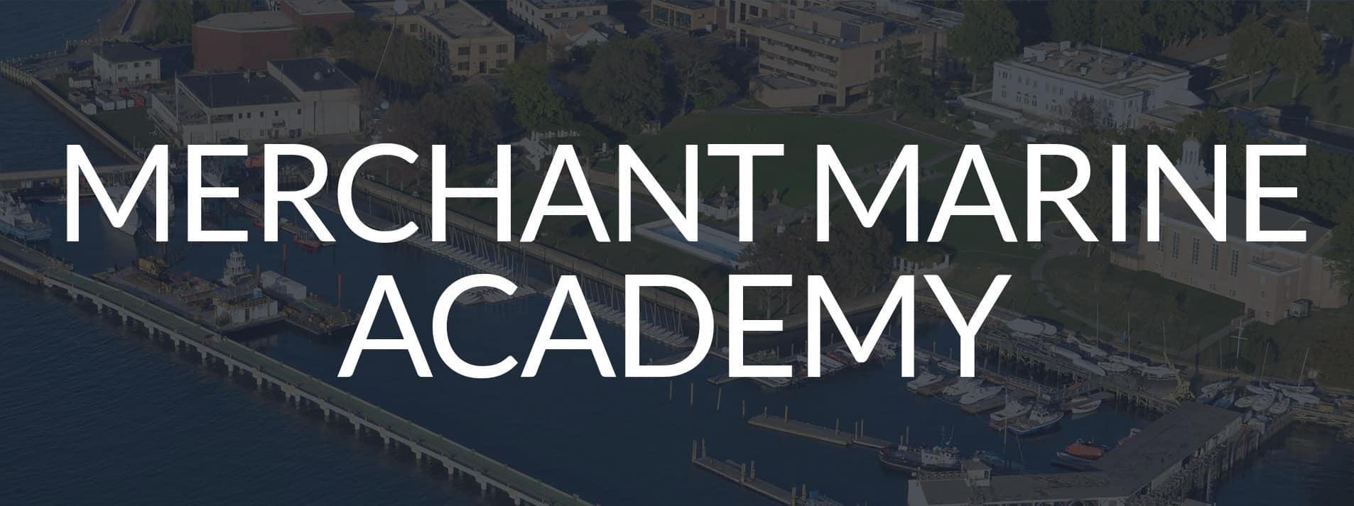 Merchant Marine Academy page button