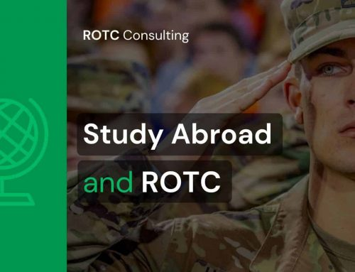 Study Abroad and ROTC – Benefits of ROTC Scholarships