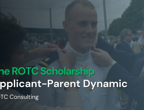 ROTC Scholarship Parents: Do You Support Your Children? The Applicant-Parent Dynamic